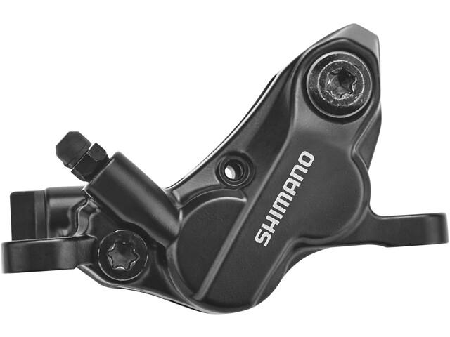 Shimano BR-MT520 Skivebremsekaliber Forhjul/baghjul Res-Pad D01S, black